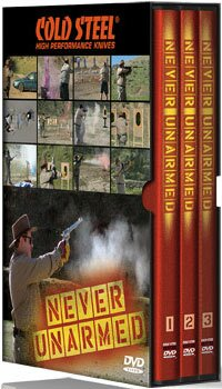 DVD Cold Steel Never Unarmed