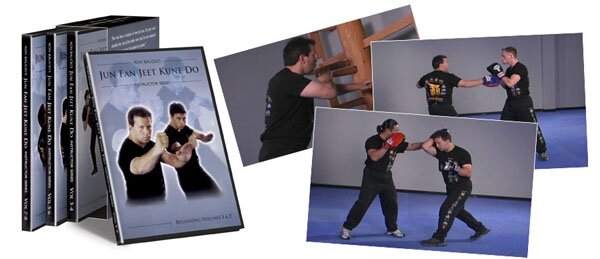 DVD Cold Steel Ron Balicki's Jun Fan Jeet Kune Do