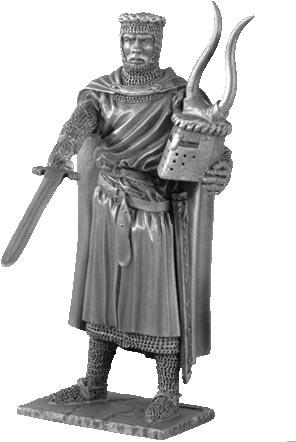 Figurka Bediwer - Rycerze Okrągłego Stołu - Les Etains Du Graal
