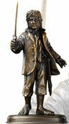 Figurka Bilbo Bagginsa z filmu Hobbit Noble Collection (NN1203)