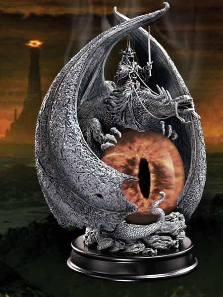 Figurka z filmu Władca Pierścieni - Lord of the Rings Statue The Fury of the Witch King