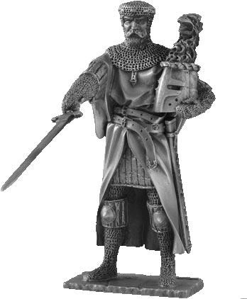 Figurka Gawain - Rycerze Okrągłego Stołu - Les Etains Du Graal