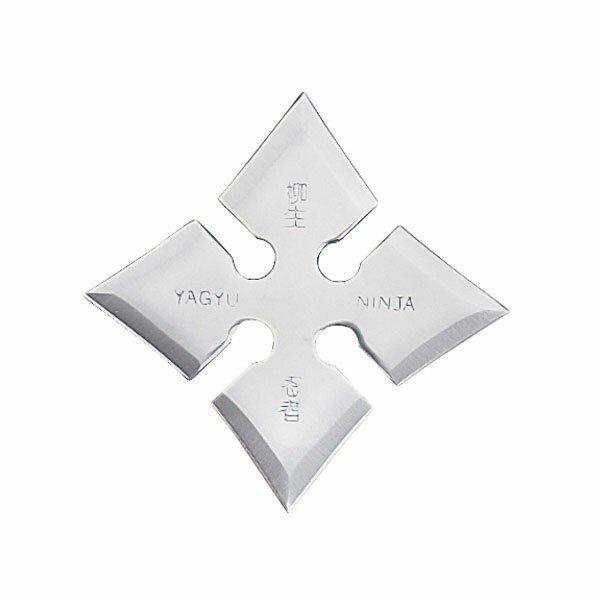 Gwiazdka Ninja Moon Star 4Pt SS 4`` w/pouch