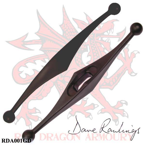 Jelec Rawlings Synthetic Longsword Guard