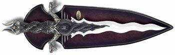Kit Rae Nasek:The Serpent Dagger