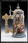 Kufel do piwa z gry World Of Warcraft Alliance United (02013)