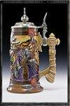 Kufel do piwa z gry World Of Warcraft Blood of the Horde (02006)