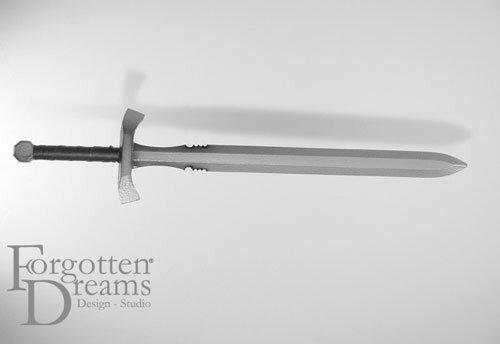 LARP - High Elven Sword