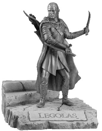 LOTR Figurka Legolas - Les Etains Du Graal