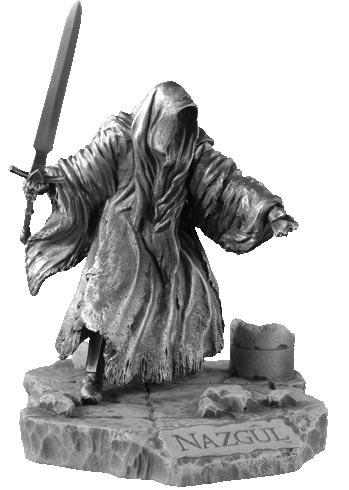 LOTR Figurka Nazgul - Les Etains Du Graal