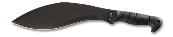 Maczeta Black KA-BAR Kukri Machete