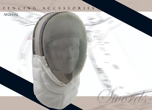 Maska do szermierki - Hanwei Fencing Mask XL