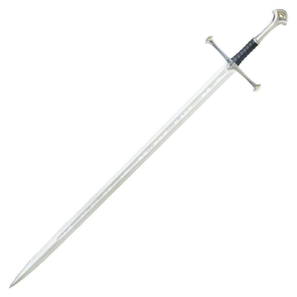 Miecz Aragorna LOTR Anduril The Sword of King Elessar