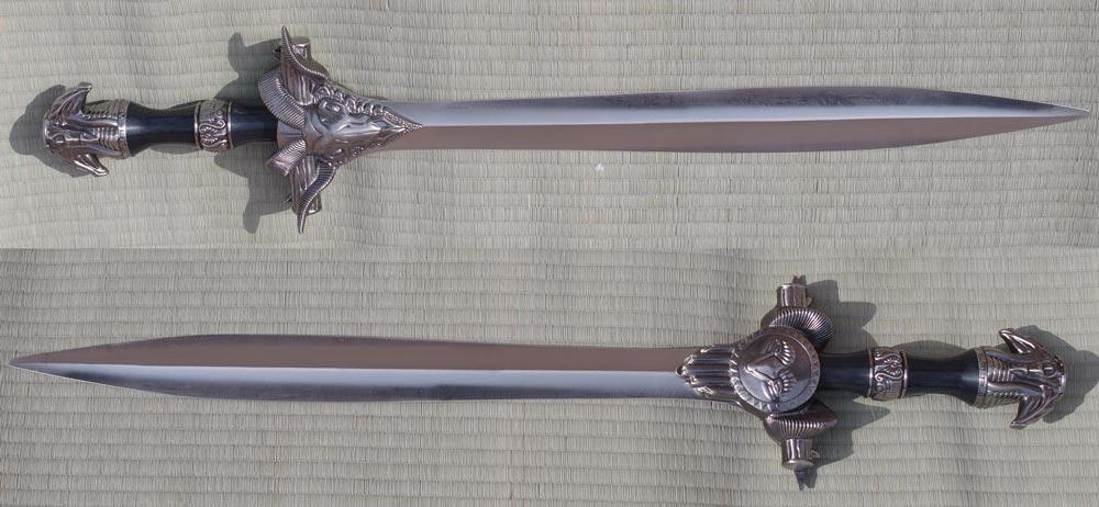 Miecz Argonautów Jason and the Argonauts Argo Sword