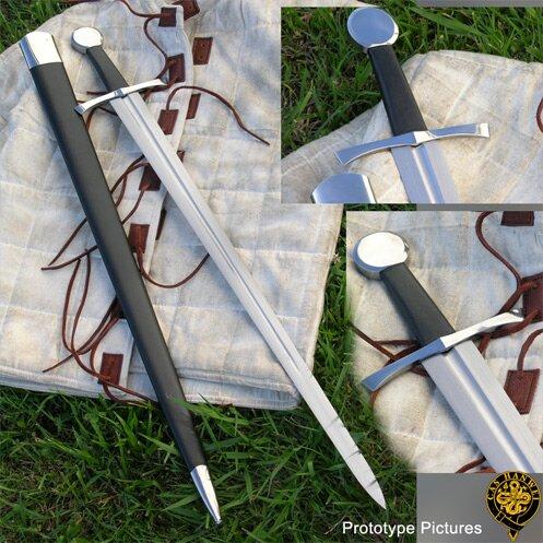 Miecz Hanwei Early Medieval Single Hand - Tinker Pearce Sharp