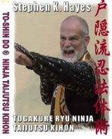 Ninja Taijutsu Unarmed Combat Kihon Fundamentals