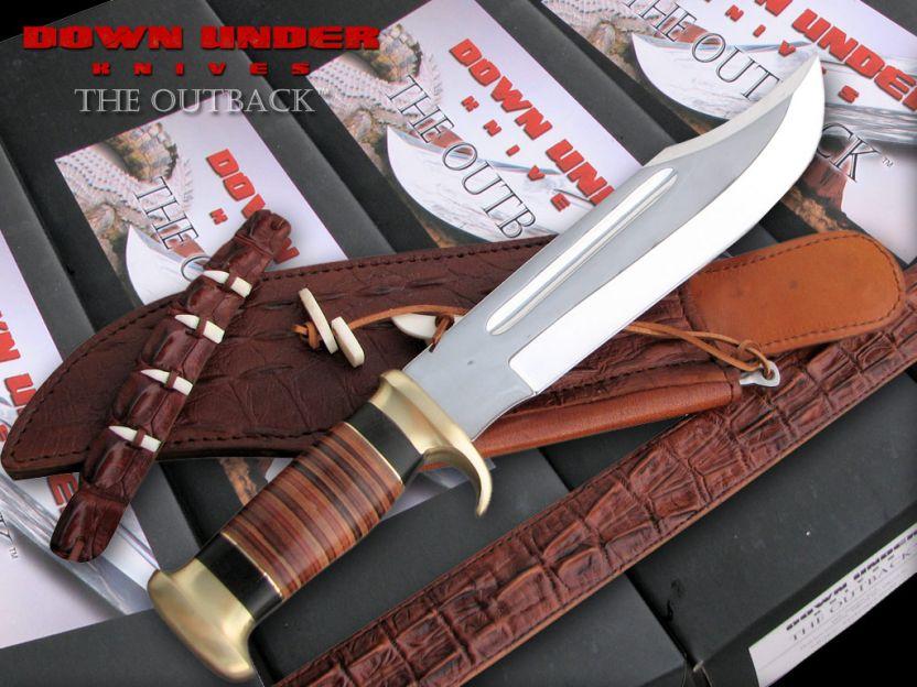Nóż Down Under Knife The Outback