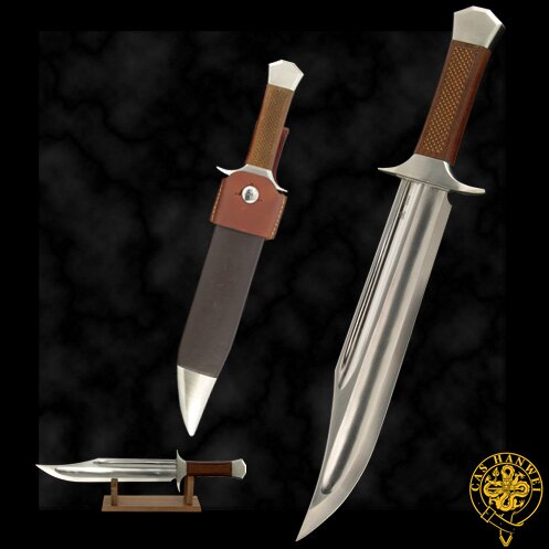 Nóż Hanwei Outrider Bowie