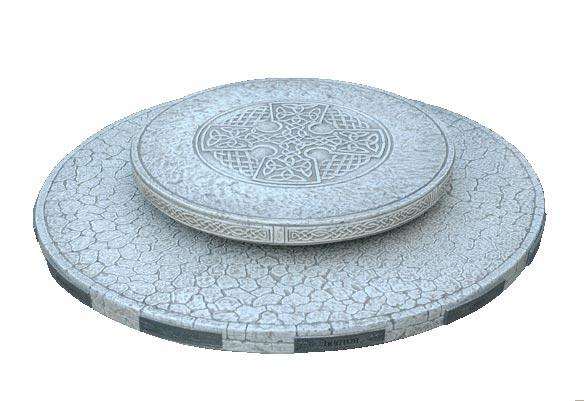 Okrągły Stół - Rycerze Okrągłego Stołu - Les Etains Du Graal