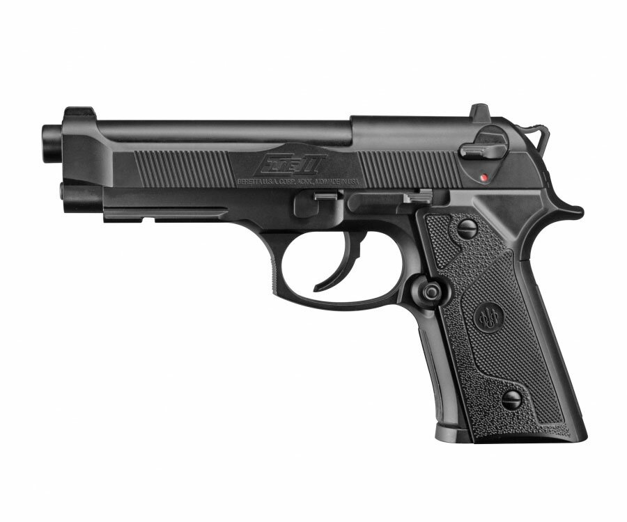 Pistolet wiatrówka Beretta Elite II 4,5 mm BBs CO2