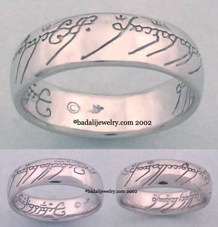 Platinum The One Ring
