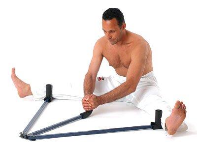 Przyrząd do rozciągania mięśni i ścięgien nóg
