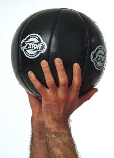 T-Sport Medicine Ball - Black